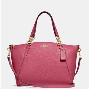 COACH small kelsey satchel
